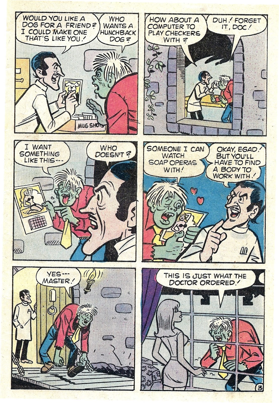 Read online Madhouse Comics comic -  Issue #114 - 5