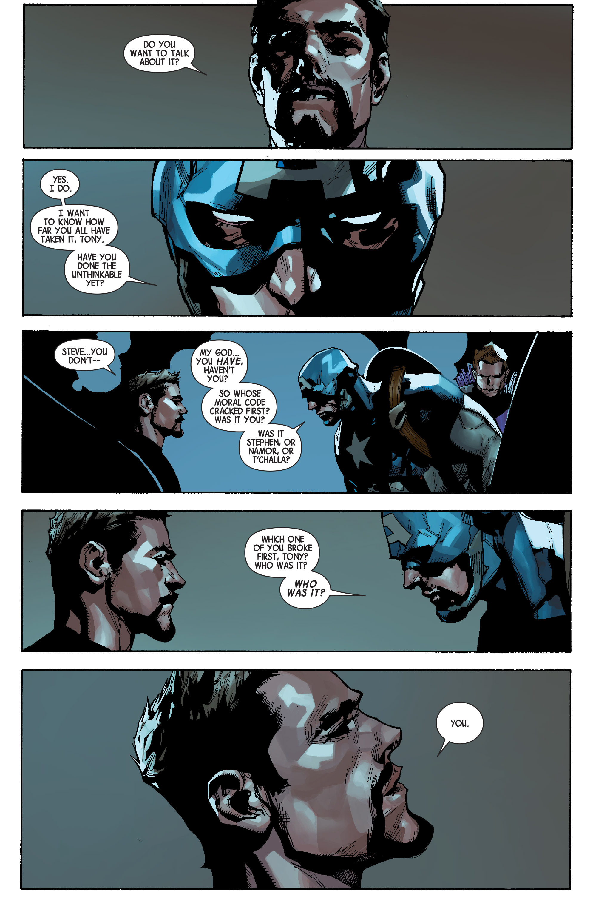 Read online Avengers (2013) comic -  Issue #29 - 20