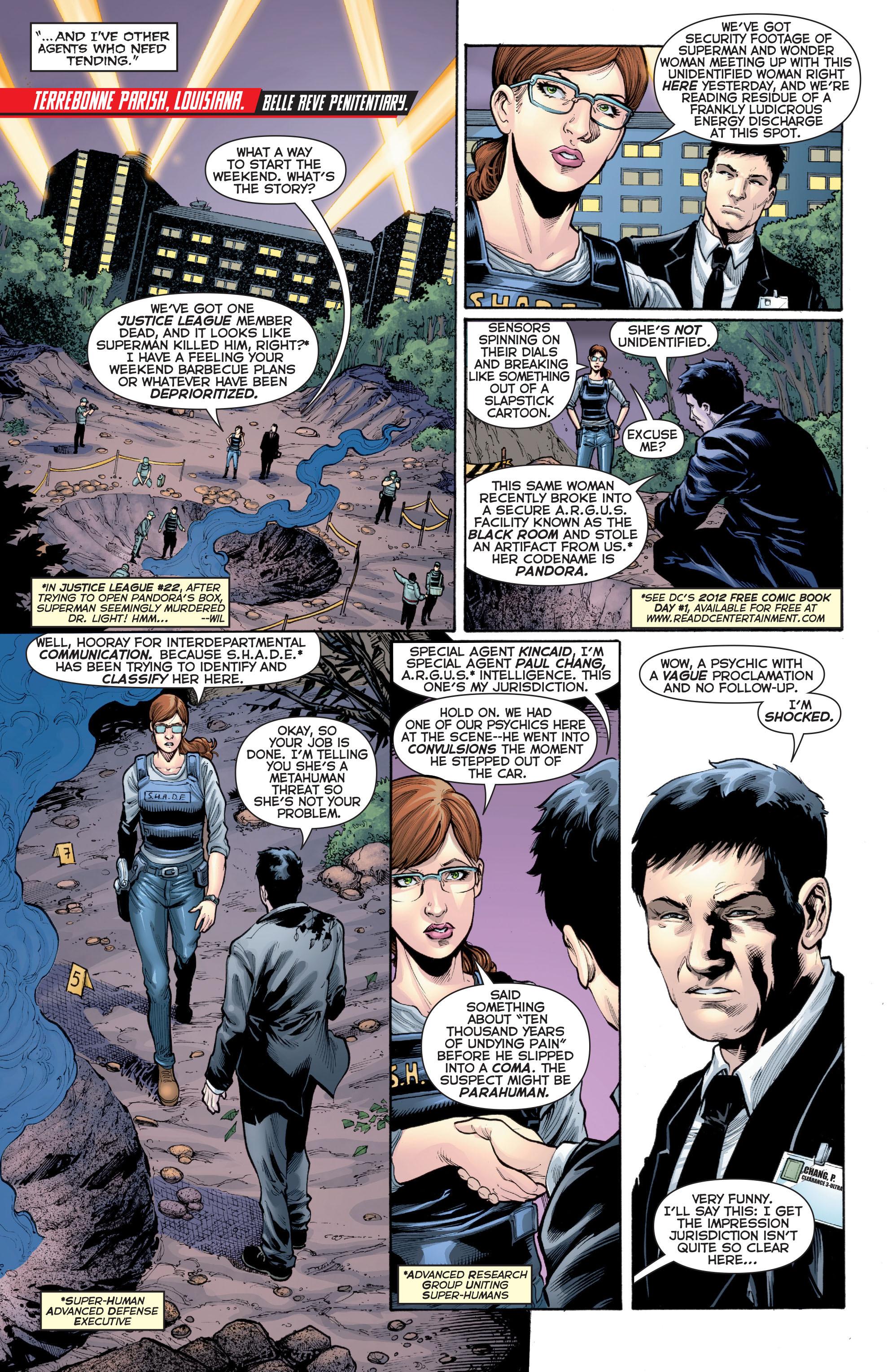 Read online Trinity of Sin: Pandora comic -  Issue #2 - 3