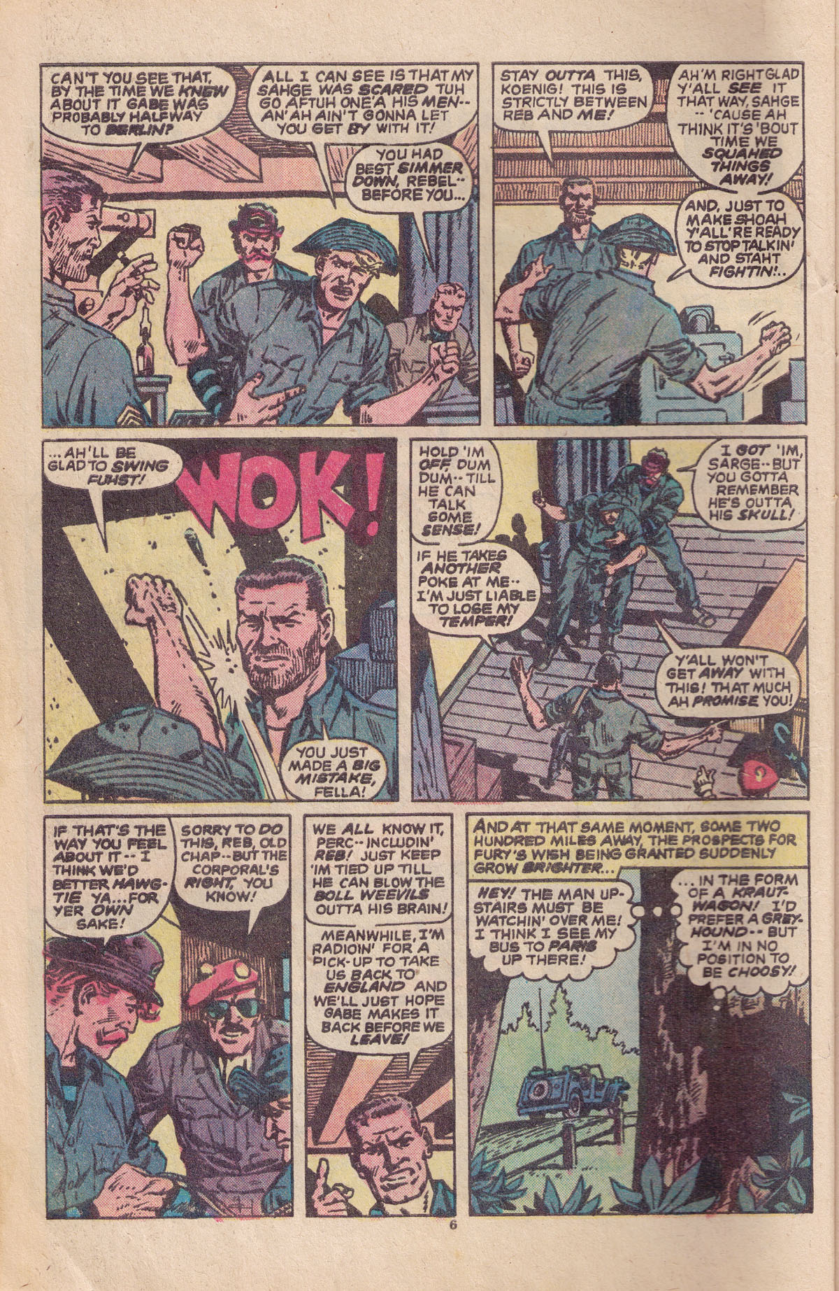 Read online Sgt. Fury comic -  Issue #151 - 8