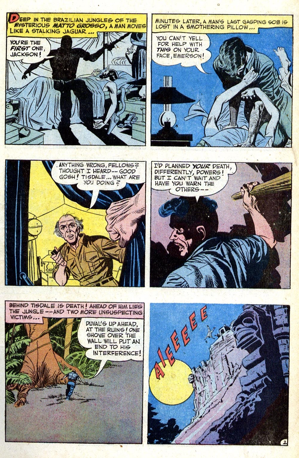 The Witching Hour (1969) issue 17 - Page 13