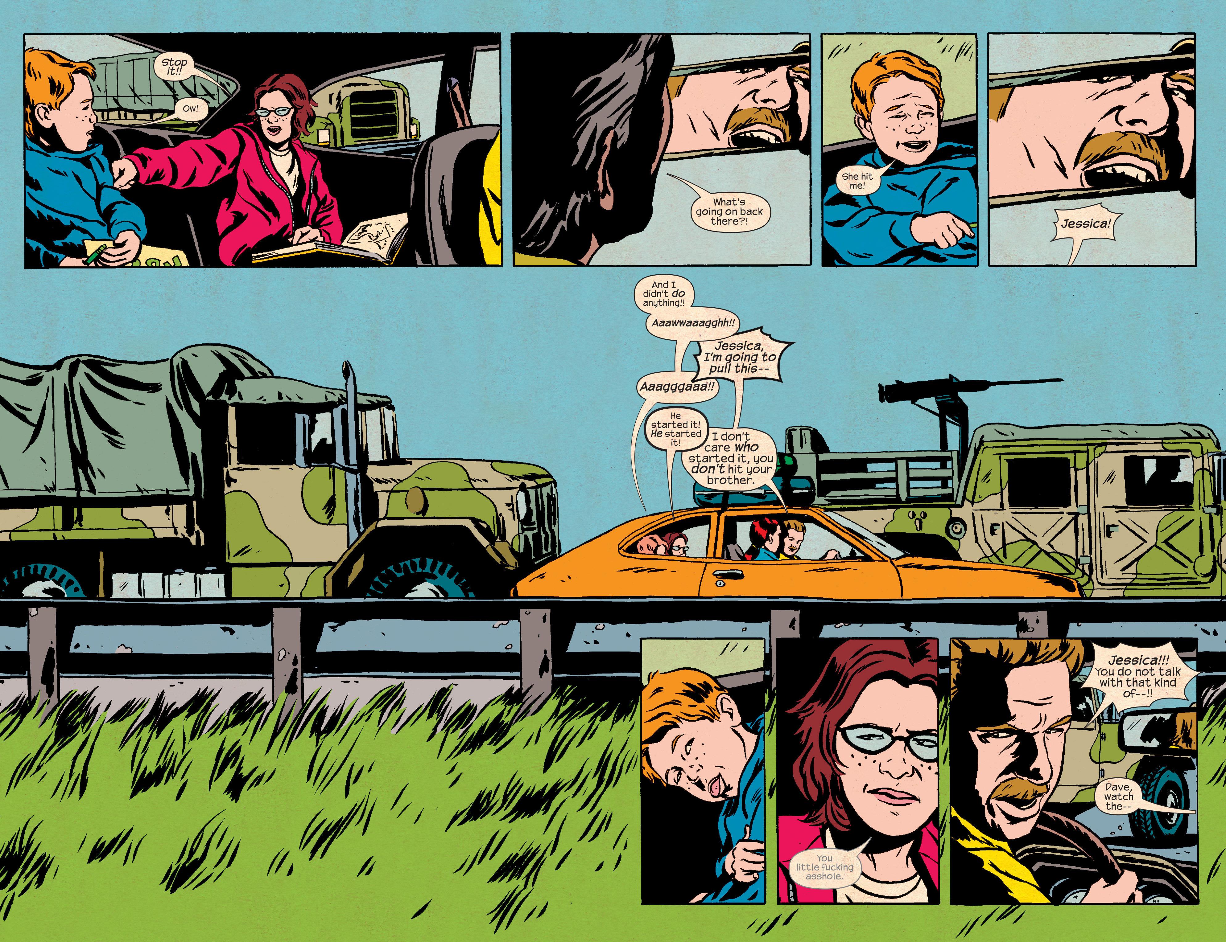 Read online Alias comic -  Issue #22 - 11