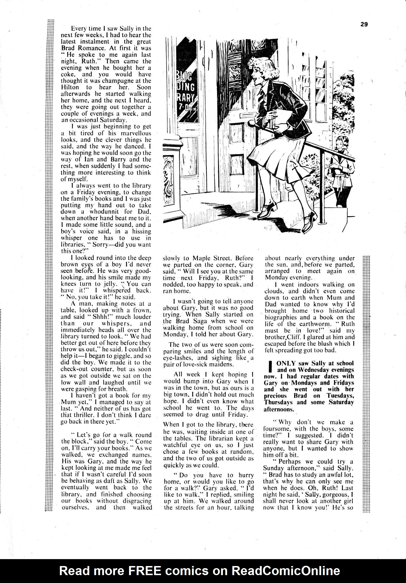 Read online Judy comic -  Issue #982 - 29