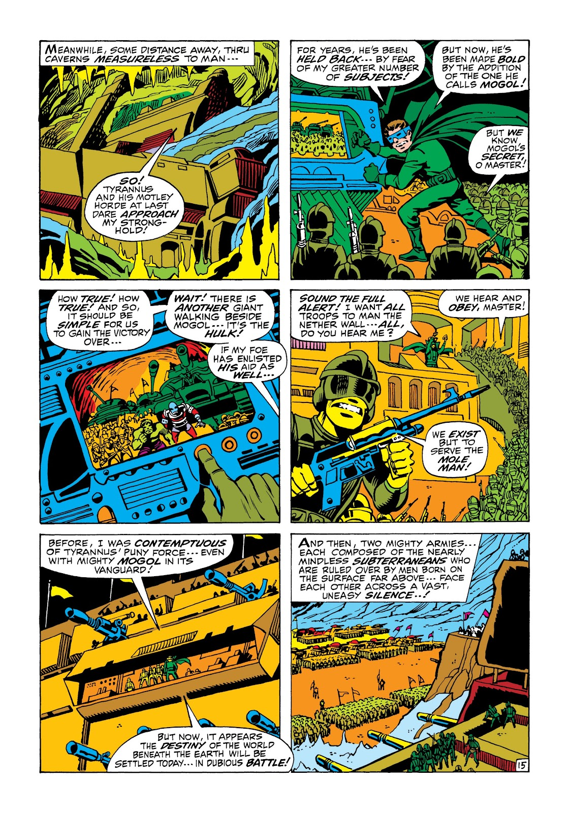 Read online Marvel Masterworks: The Incredible Hulk comic -  Issue # TPB 6 (Part 2) - 28