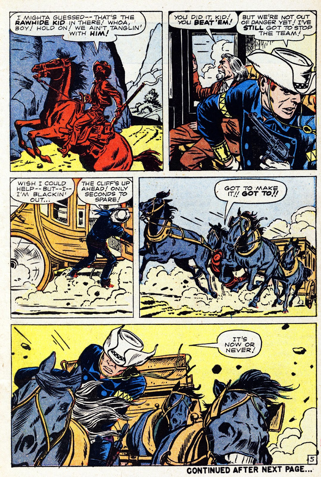 The Rawhide Kid (1955) issue 24 - Page 7