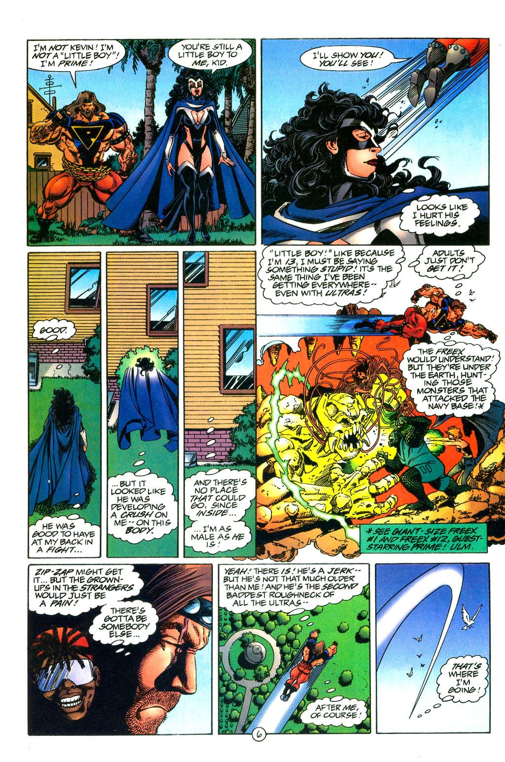 Read online UltraForce (1994) comic -  Issue #0 - 21