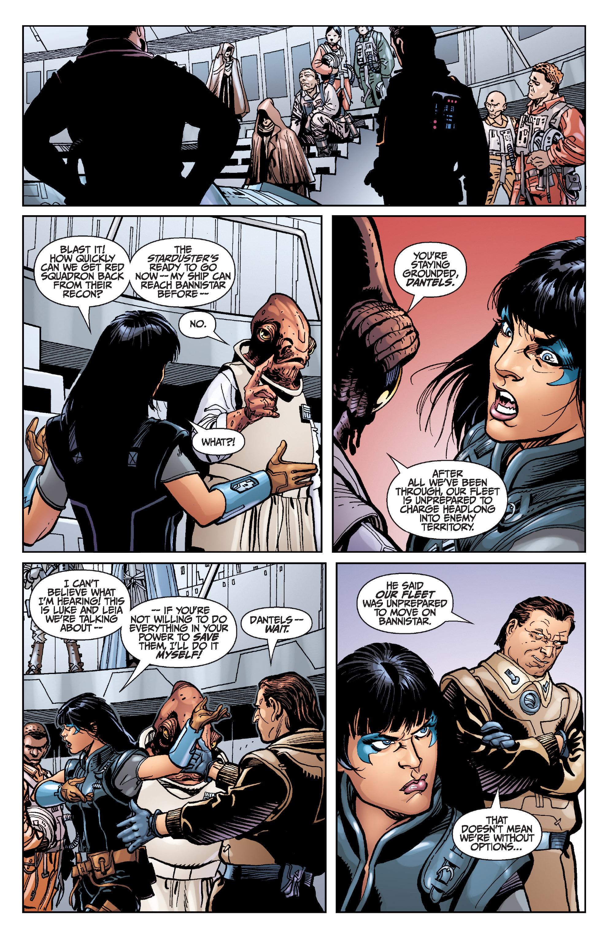 Read online Star Wars Omnibus comic -  Issue # Vol. 20 - 330