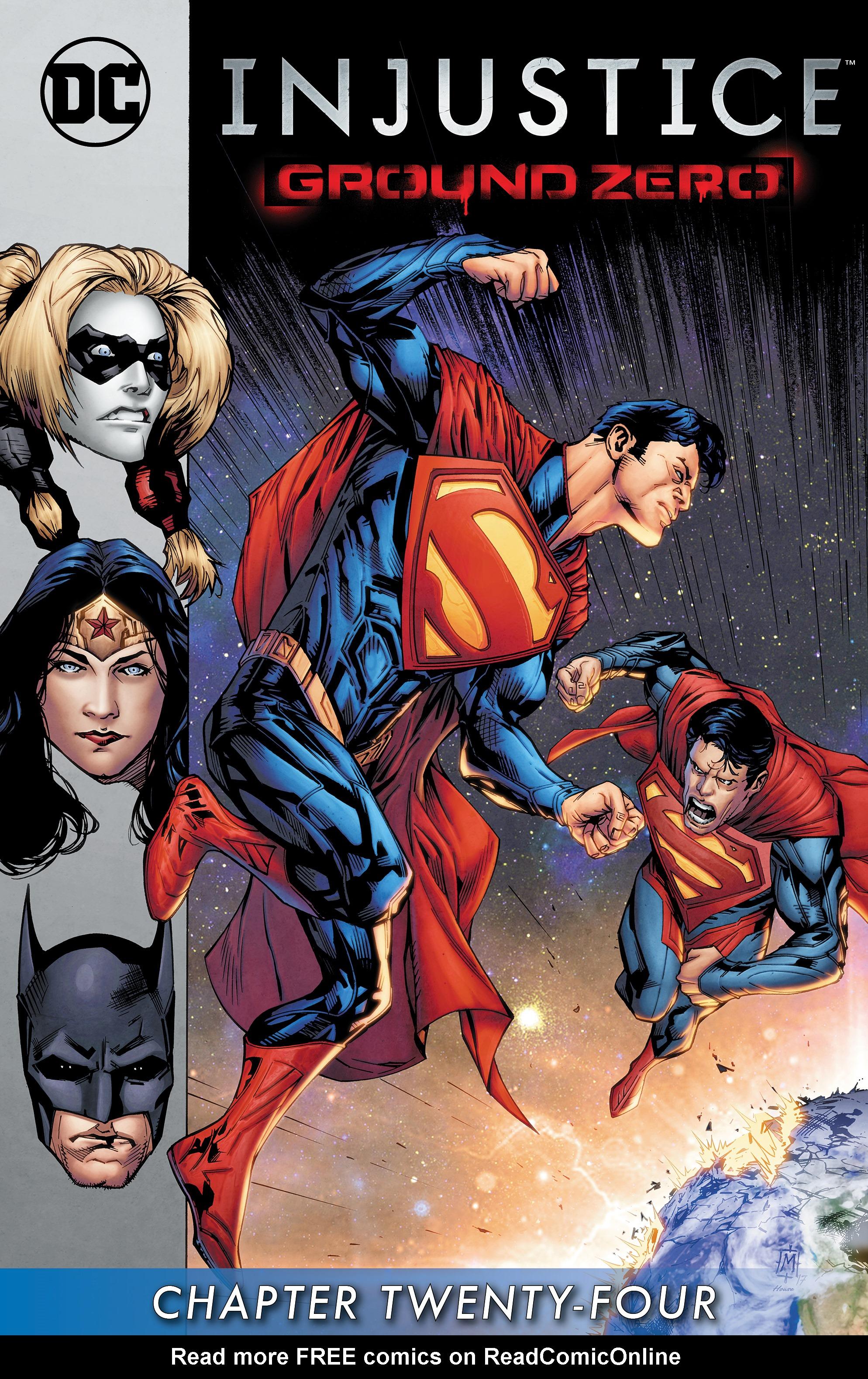 Read online Injustice: Ground Zero comic -  Issue #24 - 2