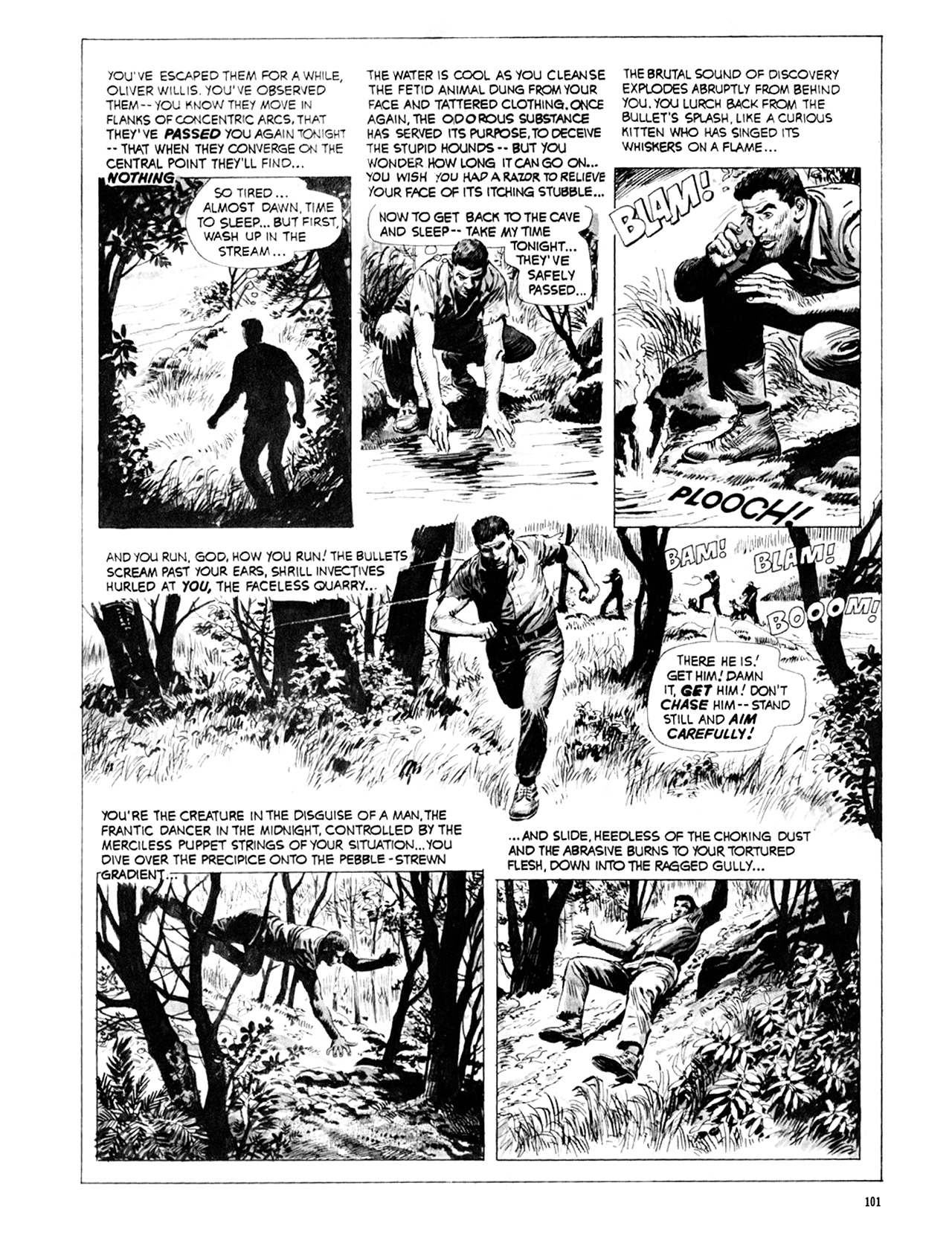 Read online Eerie Archives comic -  Issue # TPB 9 - 102