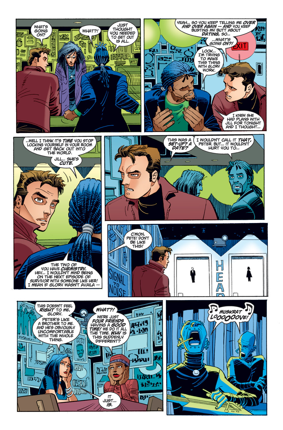 The Amazing Spider-Man (1999) 27 Page 11