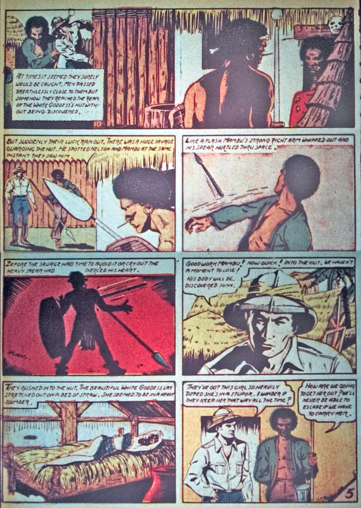Read online Detective Comics (1937) comic -  Issue #34 - 54