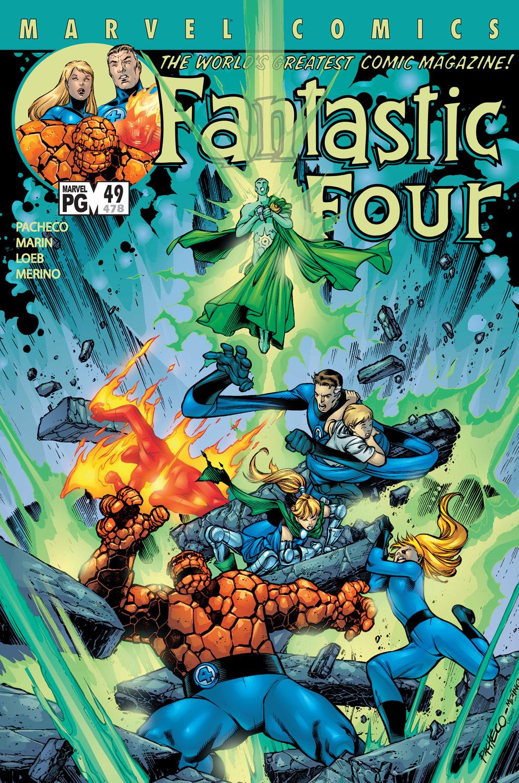 Fantastic Four (1998) 49 Page 1
