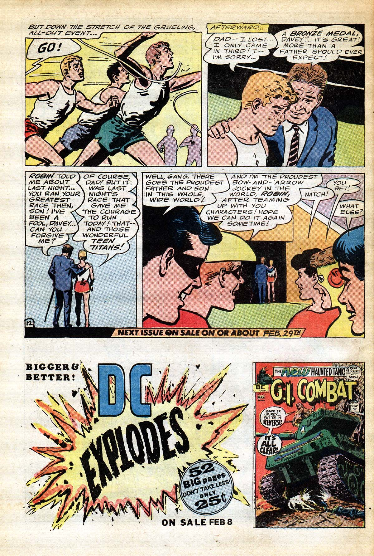 Read online Action Comics (1938) comic -  Issue #410 - 48