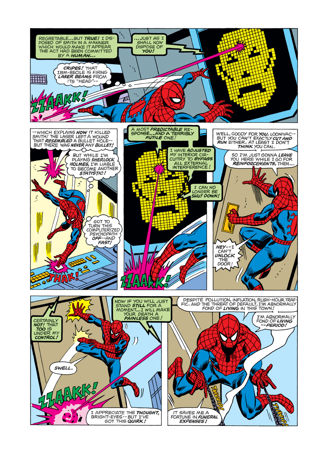 The Amazing Spider-Man (1963) 155 Page 15