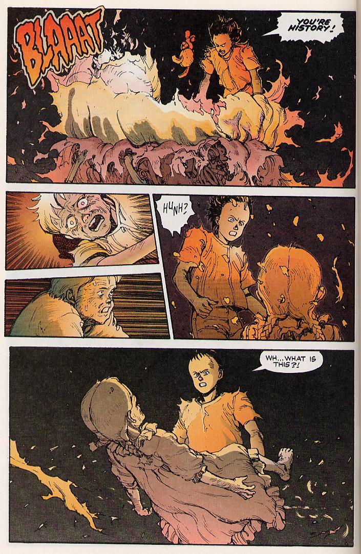 Read online Akira comic -  Issue #8 - 42