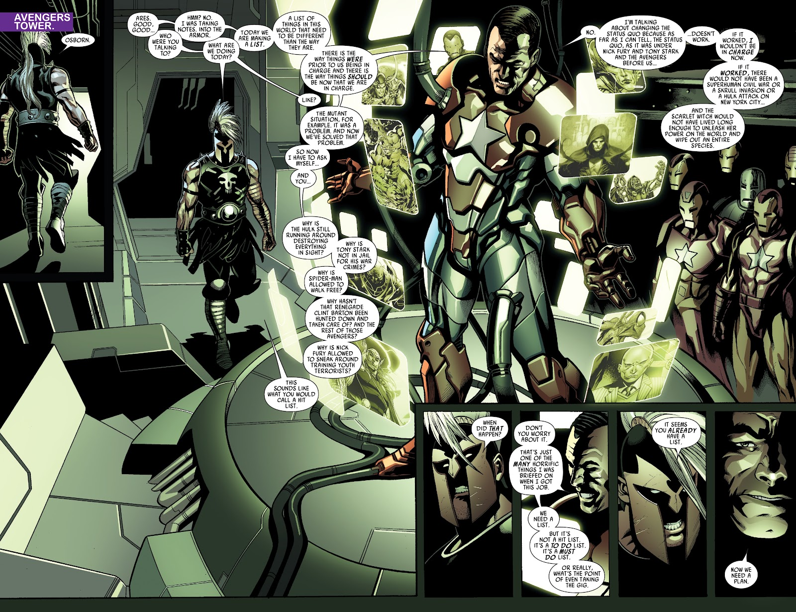 Read online Siege Prelude comic -  Issue # TPB (Part 2) - 16