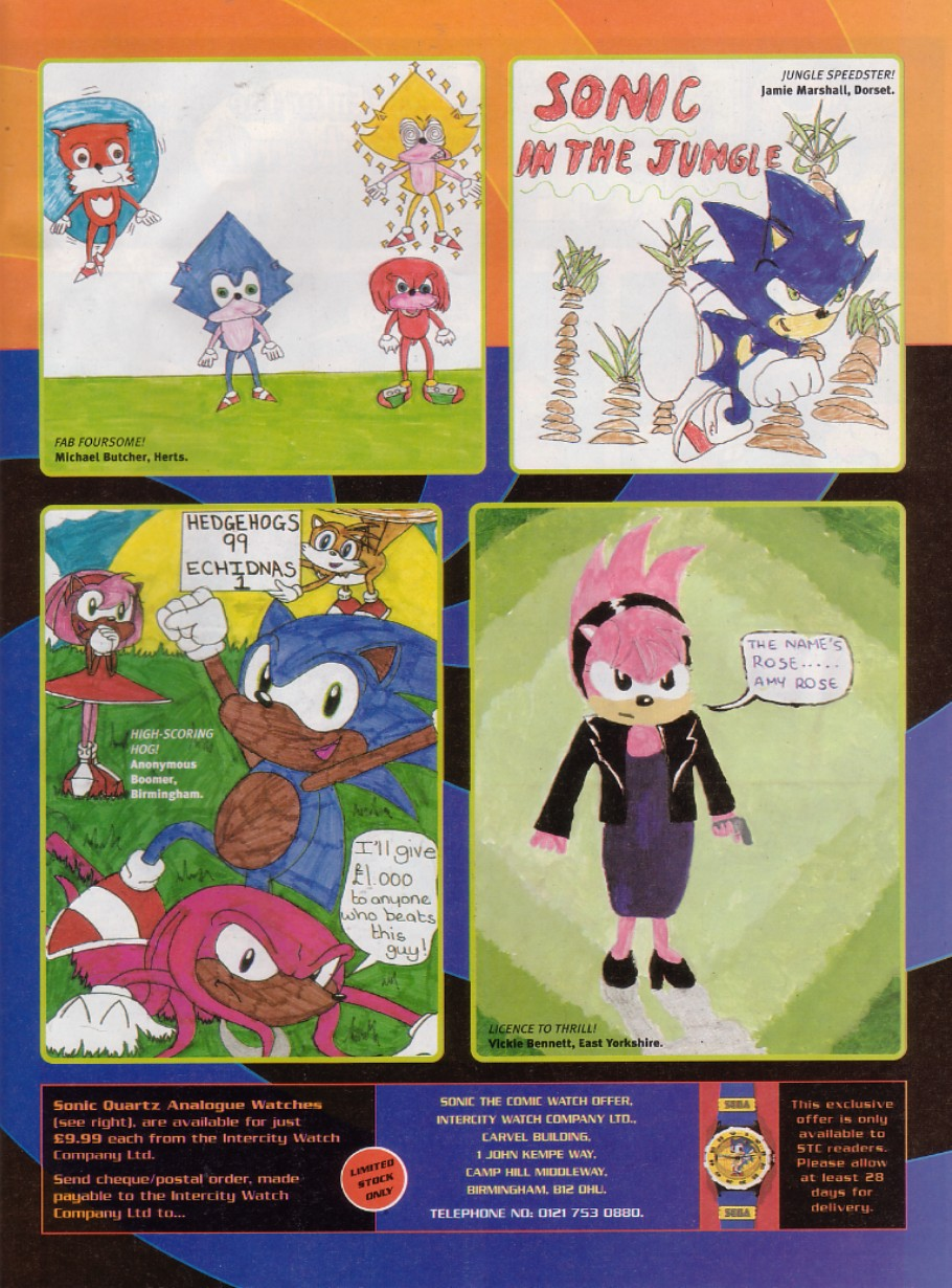 Read online Sonic the Comic comic -  Issue #200 - 4
