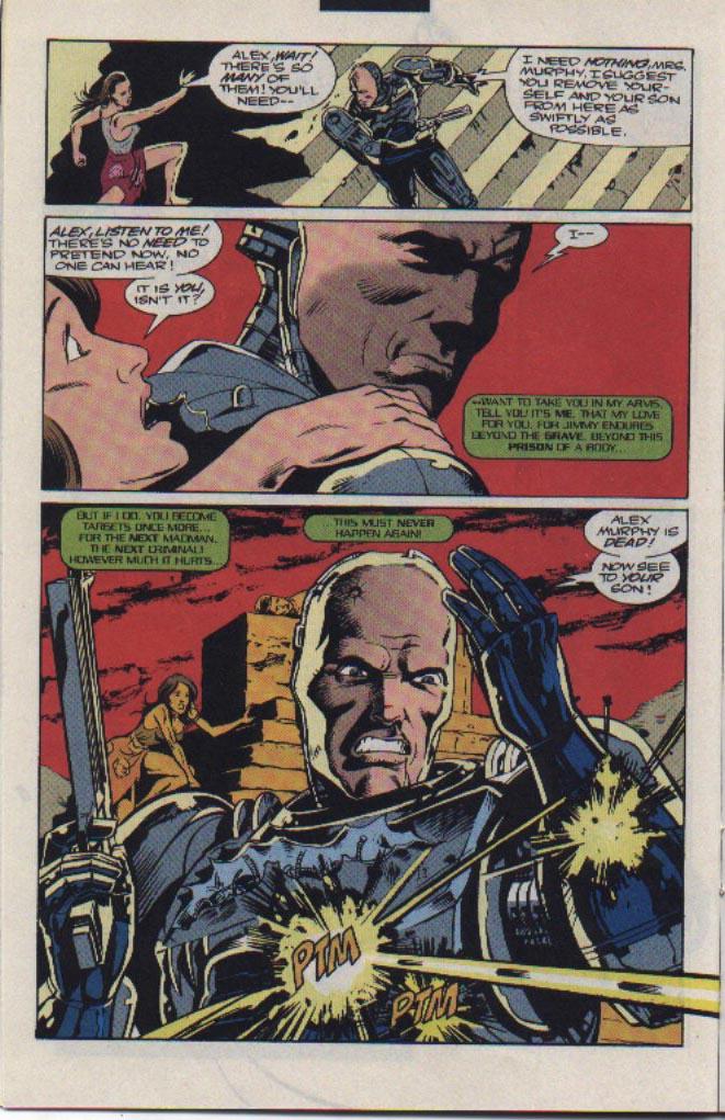 Read online Robocop (1990) comic -  Issue #23 - 13