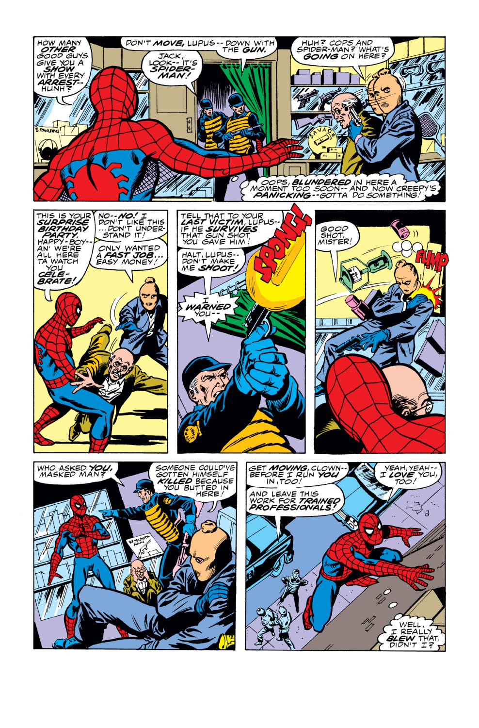 The Amazing Spider-Man (1963) 189 Page 8