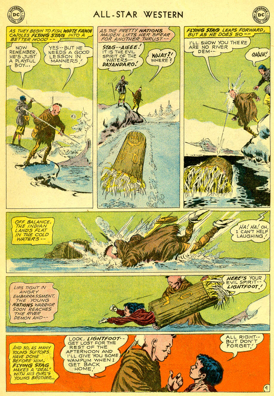 Read online All-Star Western (1951) comic -  Issue #118 - 24