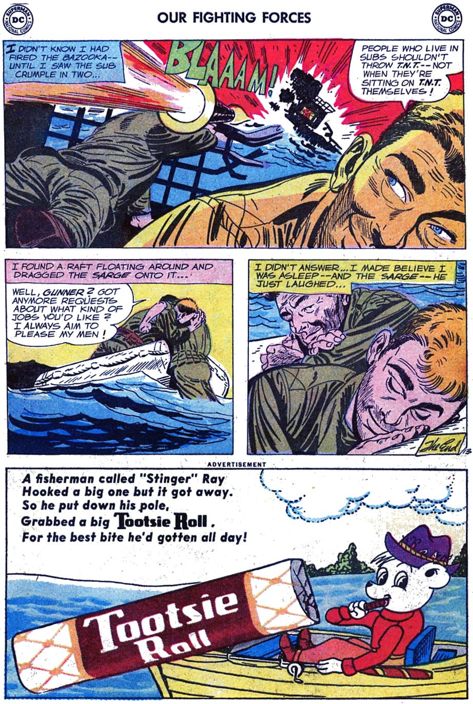 Our Fighting Forces (1954) issue 46 - Page 15