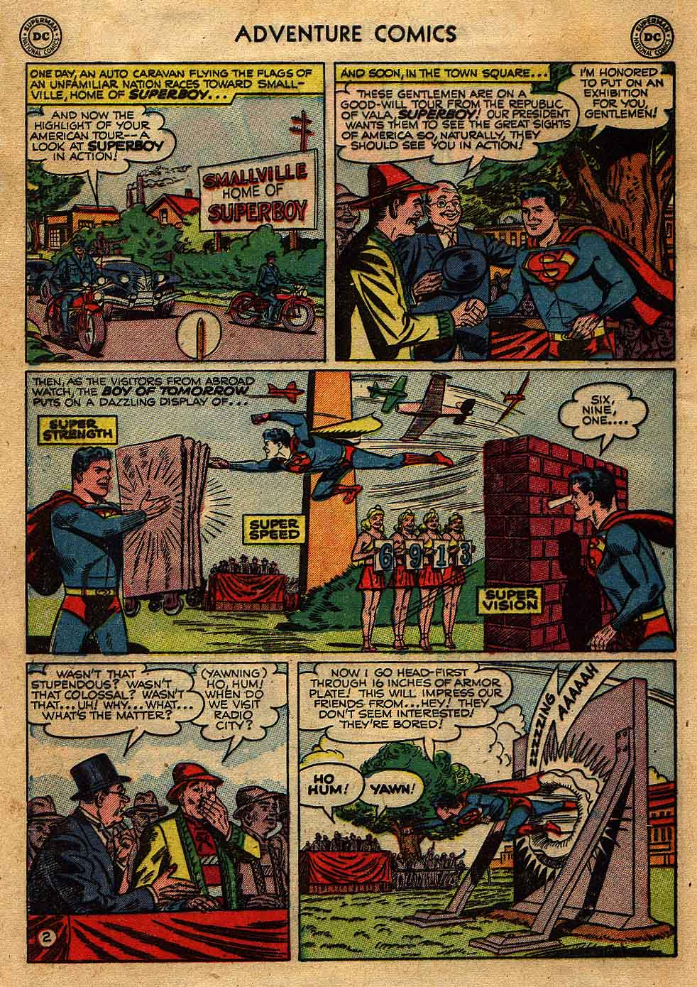 Read online Adventure Comics (1938) comic -  Issue #175 - 4