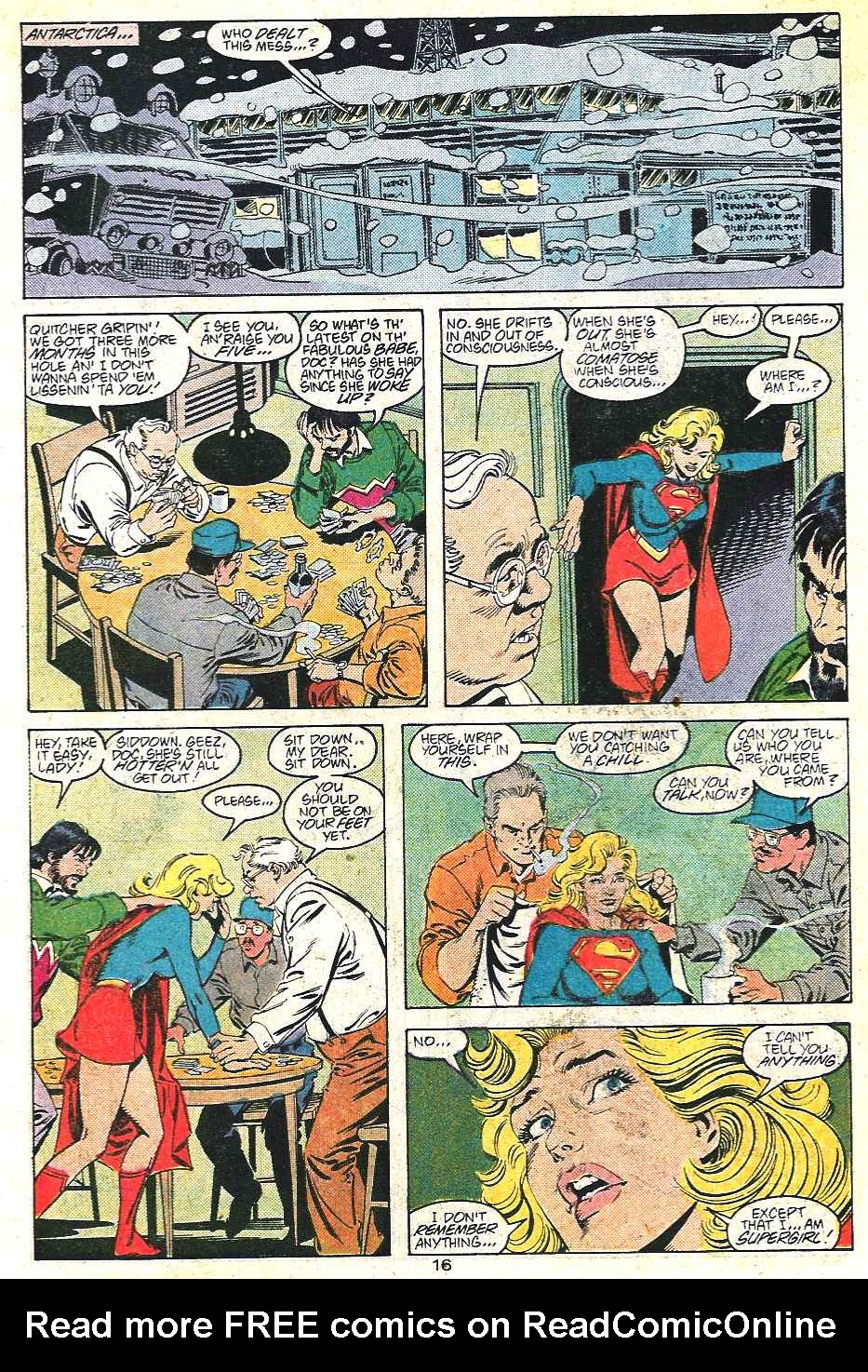 Read online Adventures of Superman (1987) comic -  Issue #441 - 17