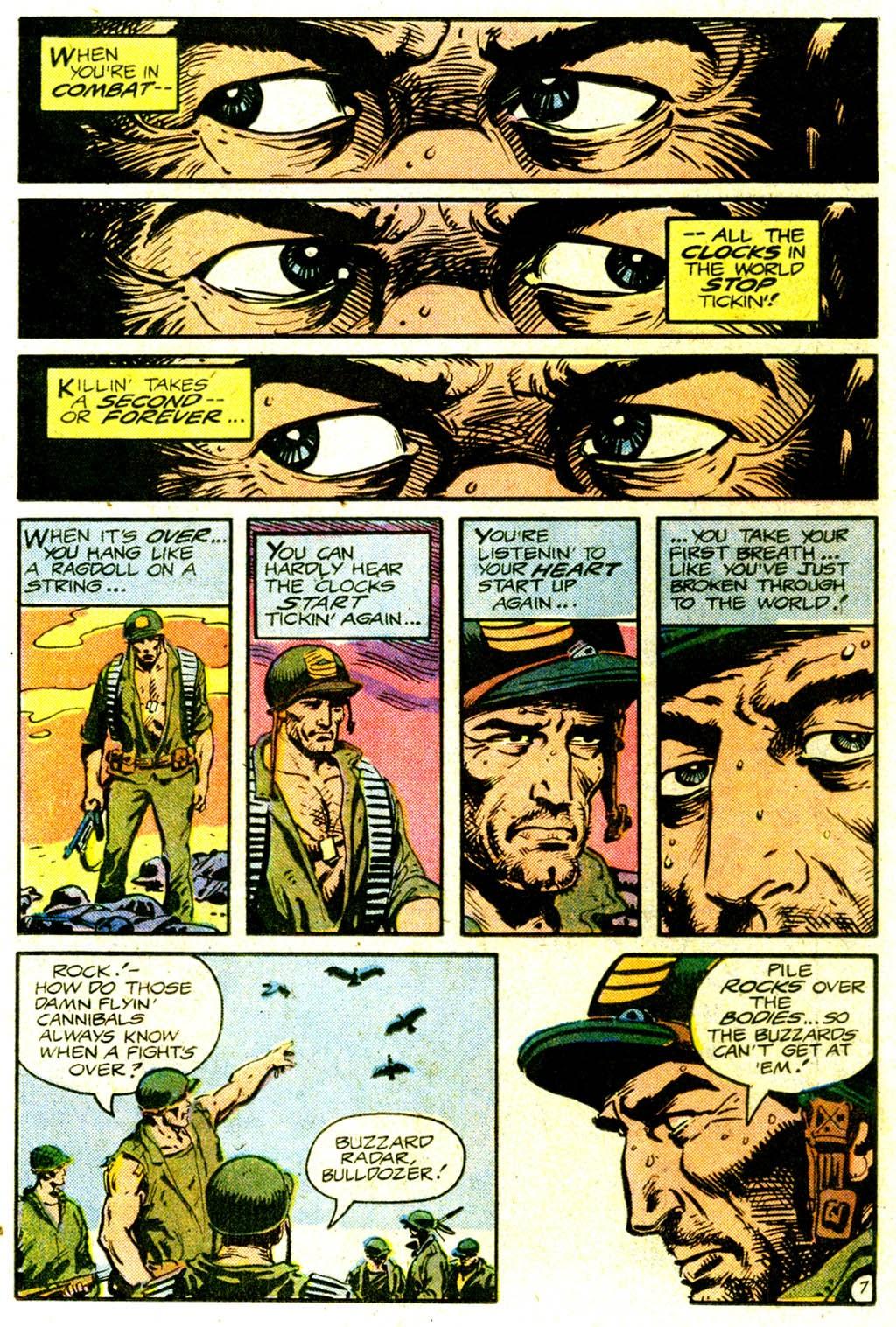 Read online Sgt. Rock comic -  Issue #370 - 11