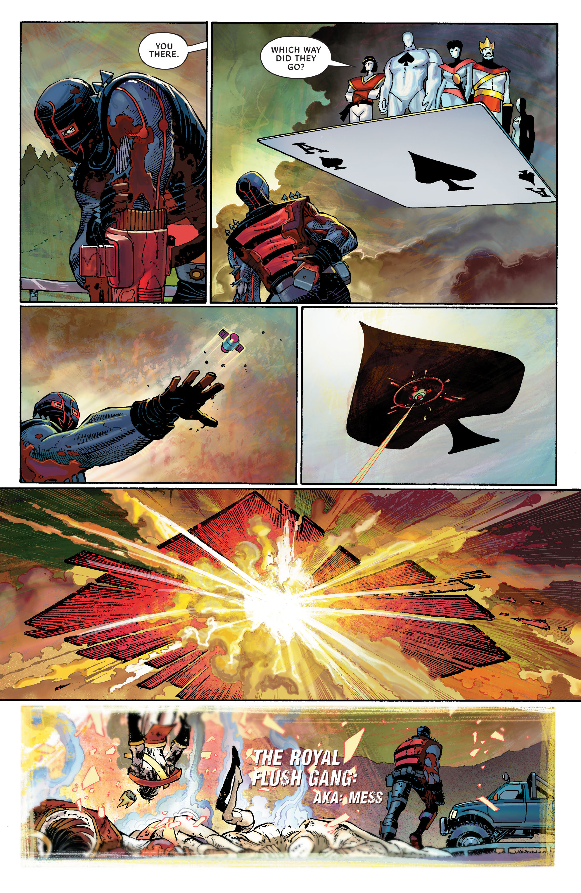 Read online All-Star Batman comic -  Issue #3 - 15