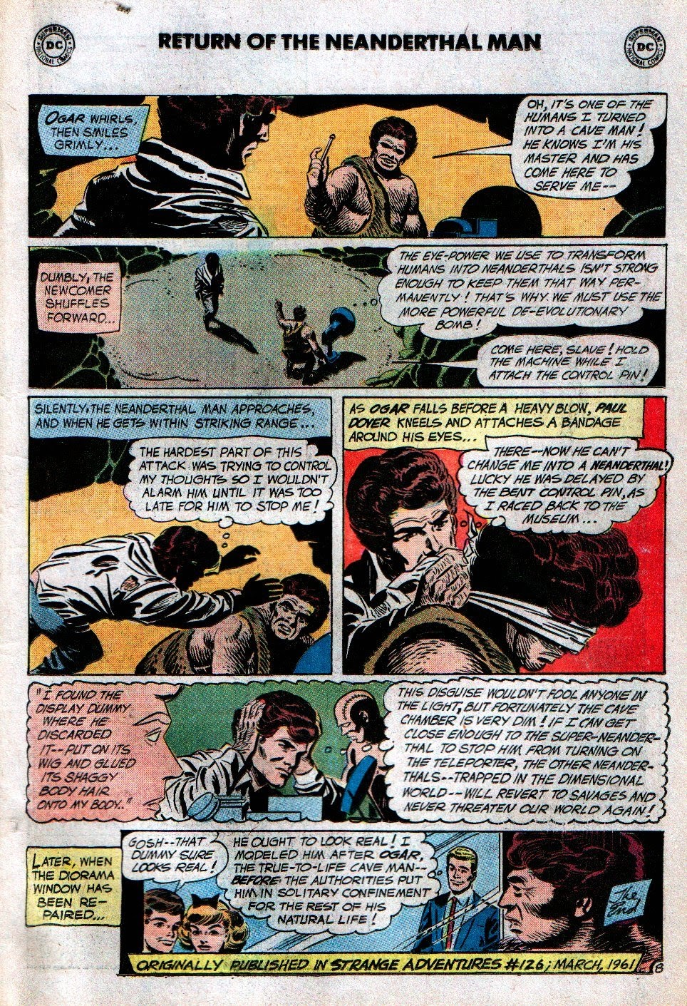 From Beyond the Unknown (1969) issue 19 - Page 11