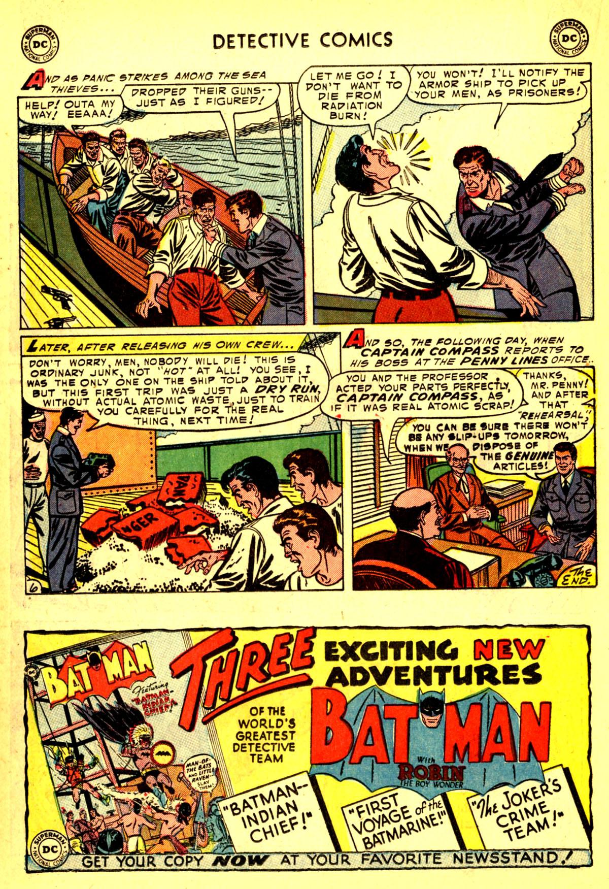 Read online Detective Comics (1937) comic -  Issue #211 - 30