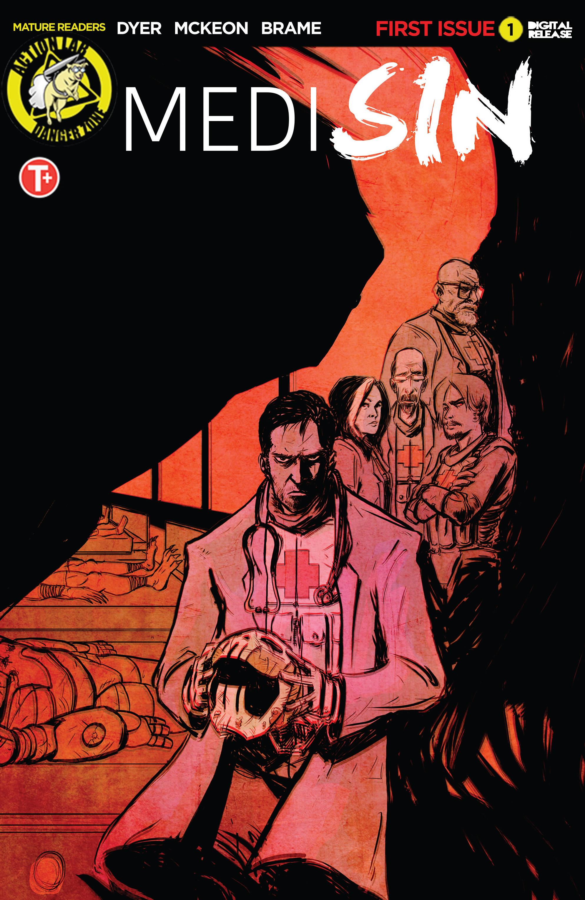 Read online Medisin comic -  Issue #1 - 1