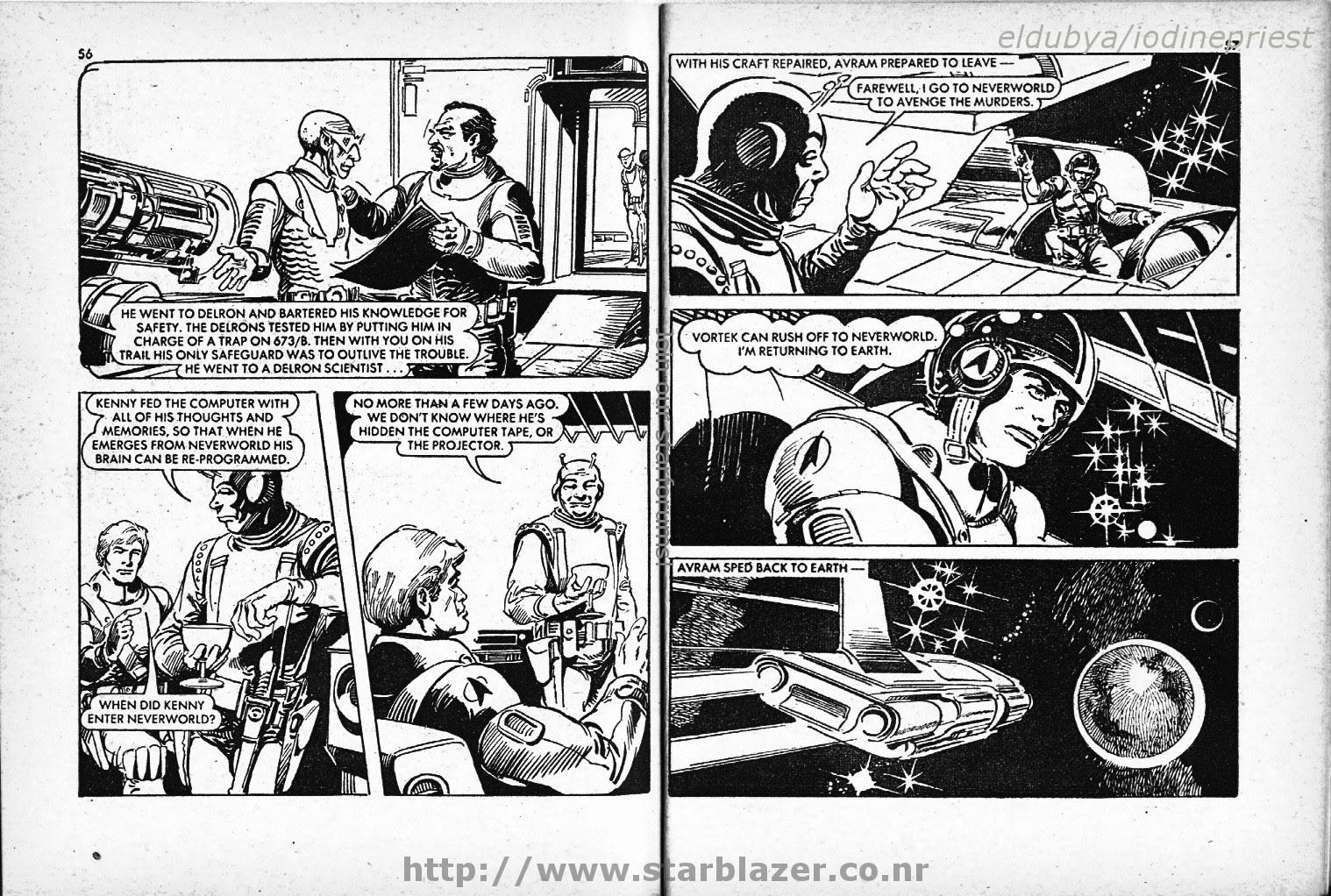 Starblazer issue 65 - Page 30
