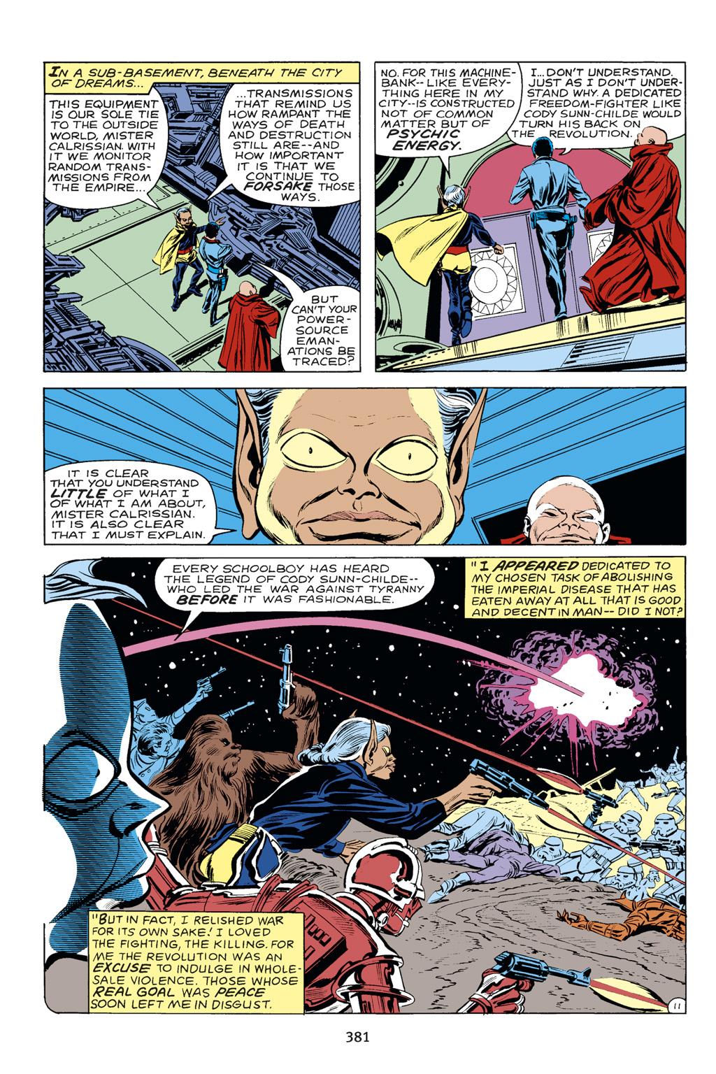 Read online Star Wars Omnibus comic -  Issue # Vol. 14 - 377
