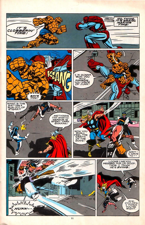 Read online Alpha Flight (1983) comic -  Issue #75 - 10