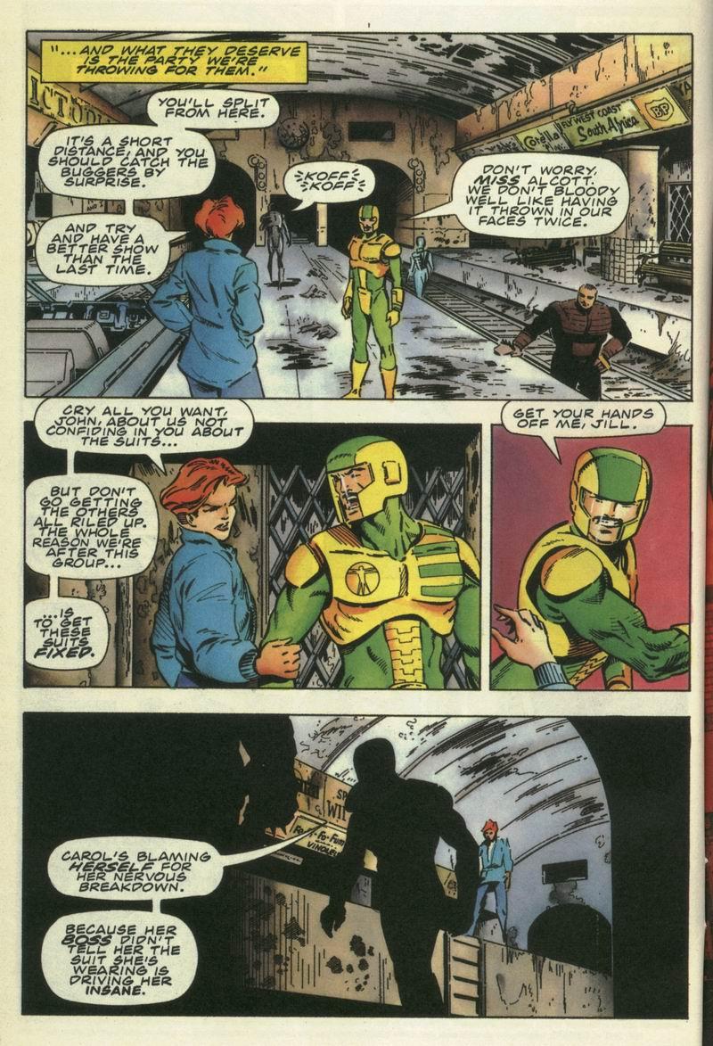 Read online Secret Weapons comic -  Issue #15 - 5