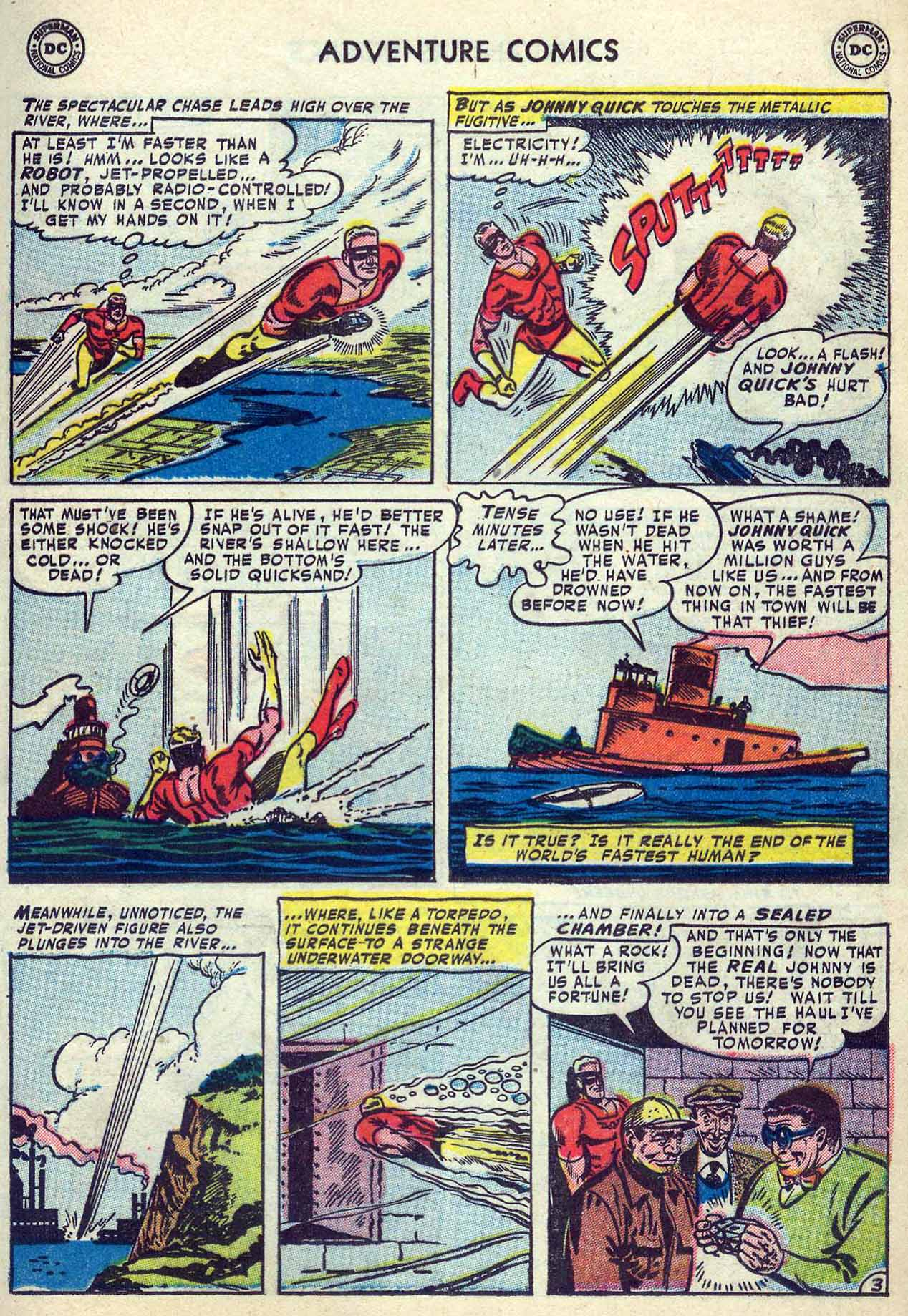 Read online Adventure Comics (1938) comic -  Issue #180 - 27