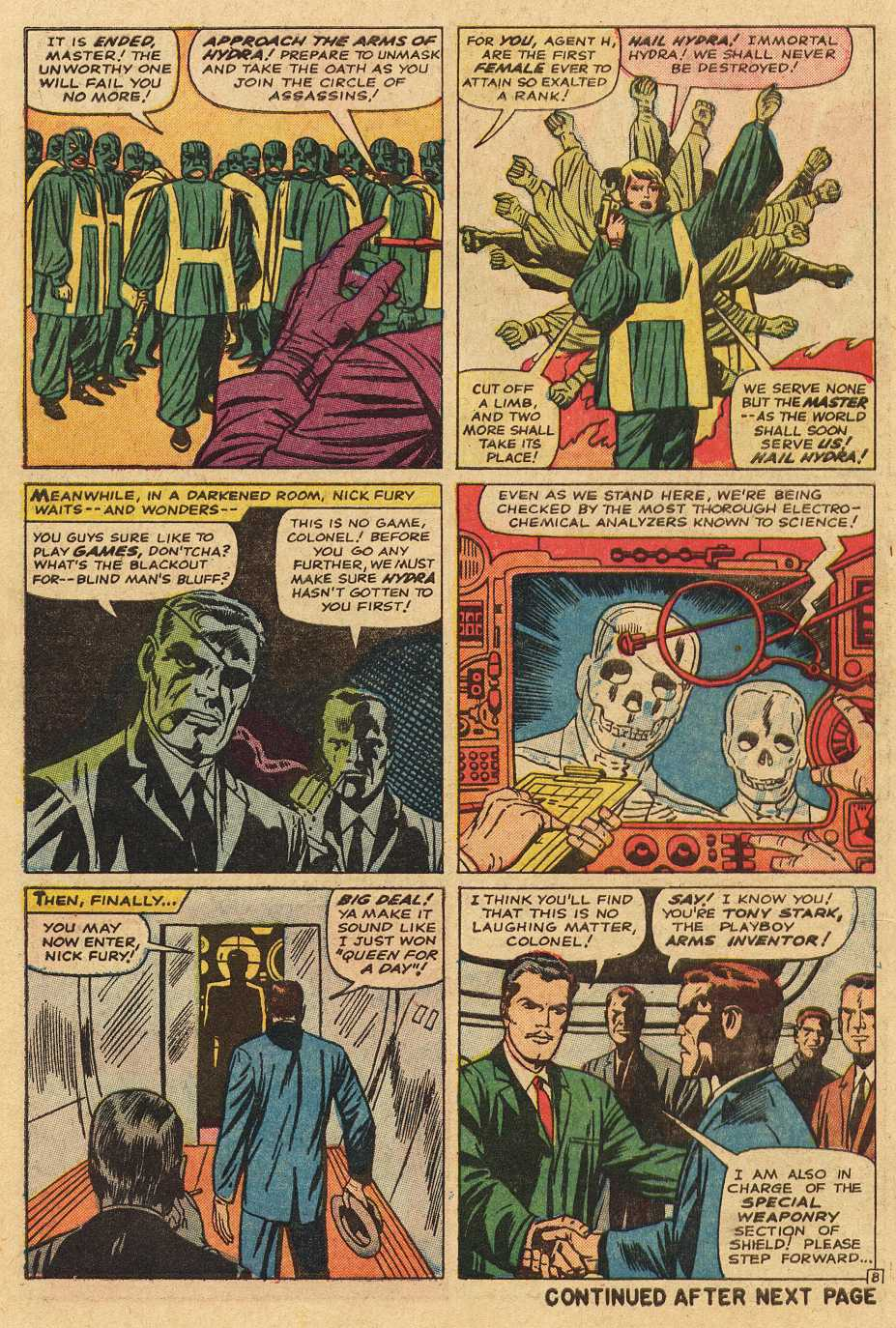 Read online Sgt. Fury comic -  Issue # _Special 2 - 34