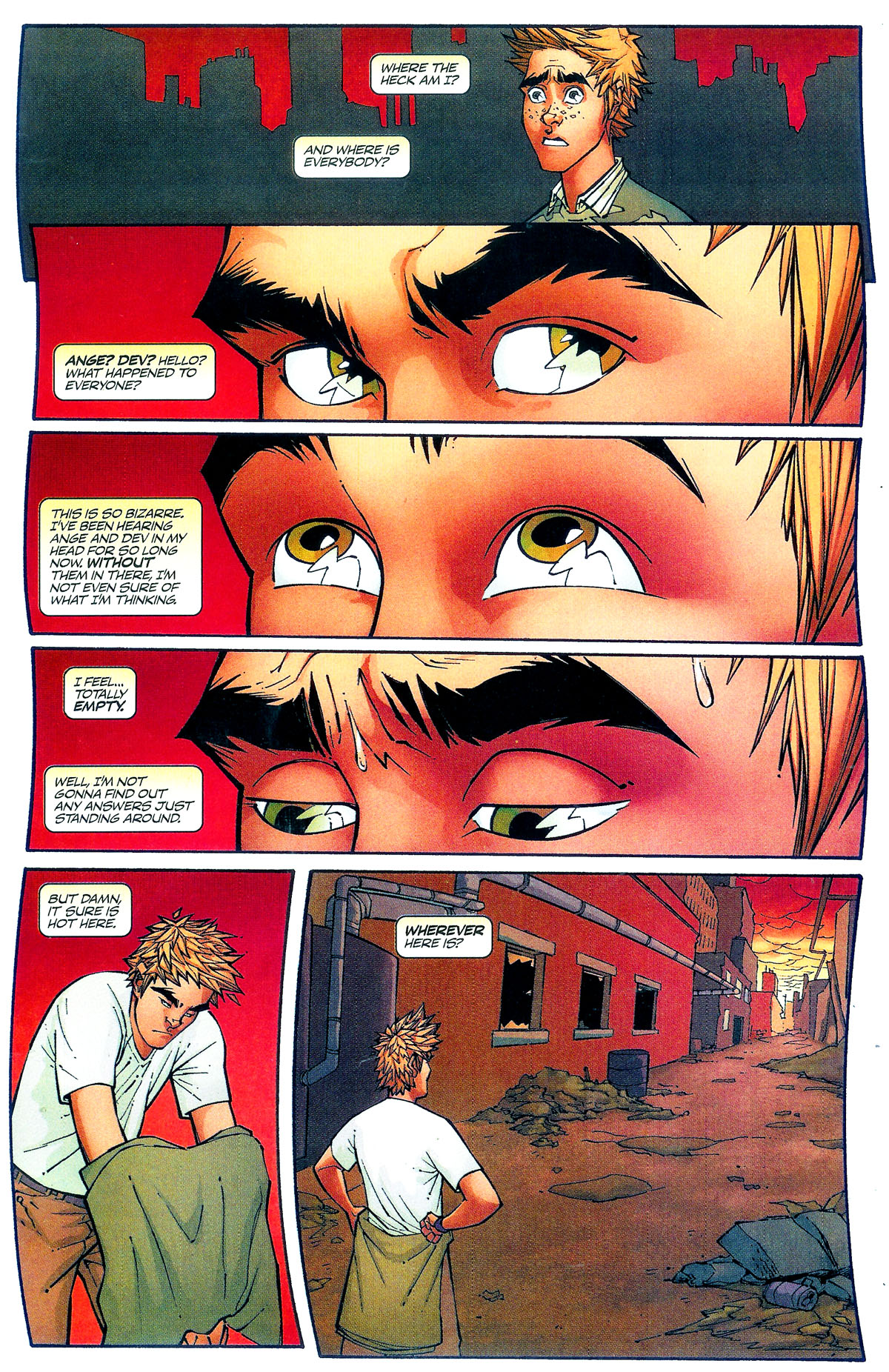 Read online Shrugged (2006) comic -  Issue #5 - 7