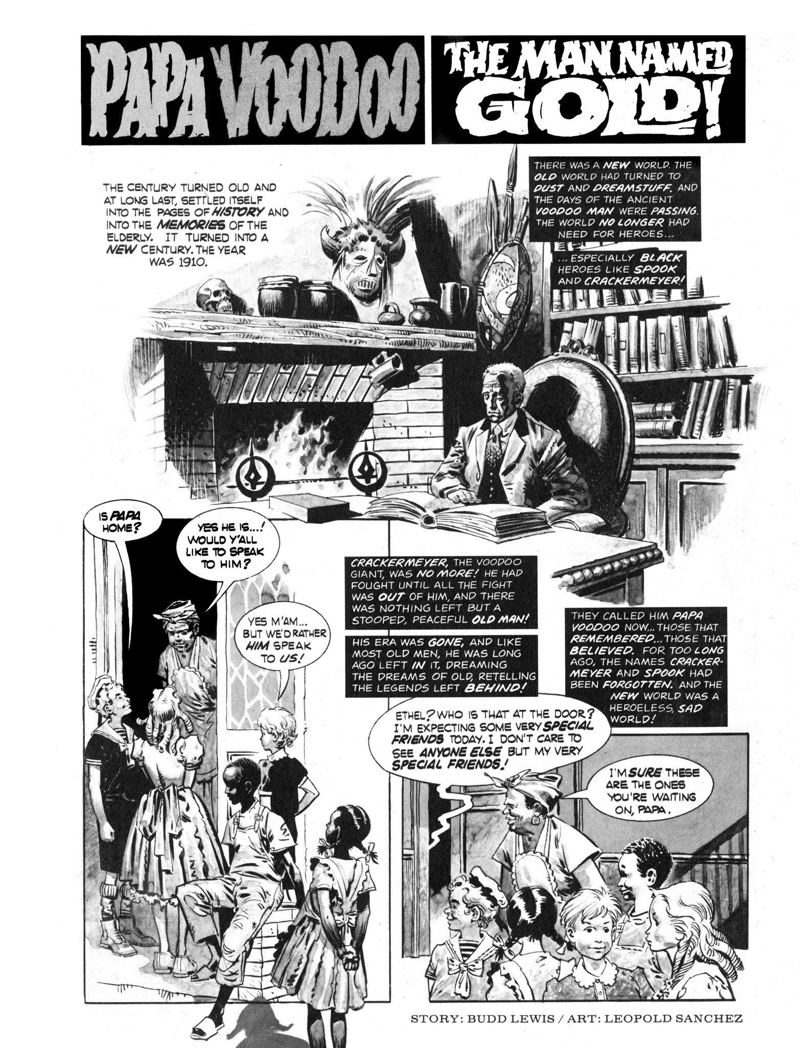 Read online Eerie Archives comic -  Issue # TPB 14 - 174