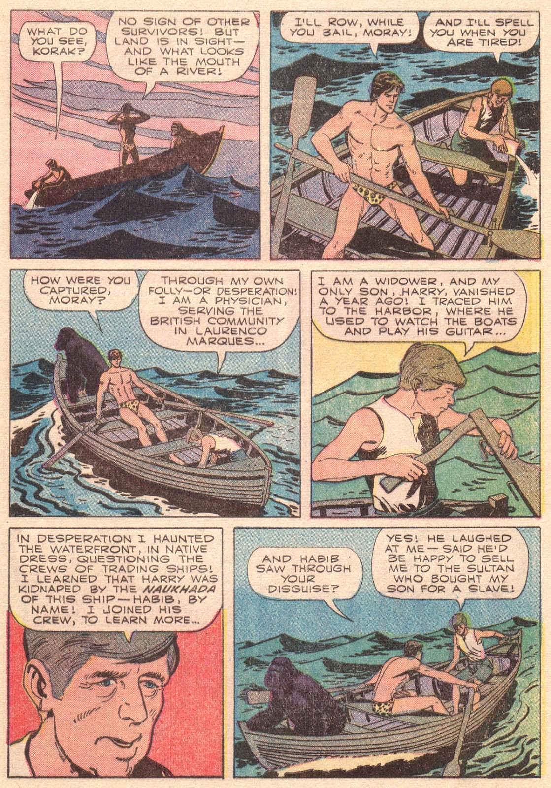 Korak, Son of Tarzan (1964) issue 35 - Page 9