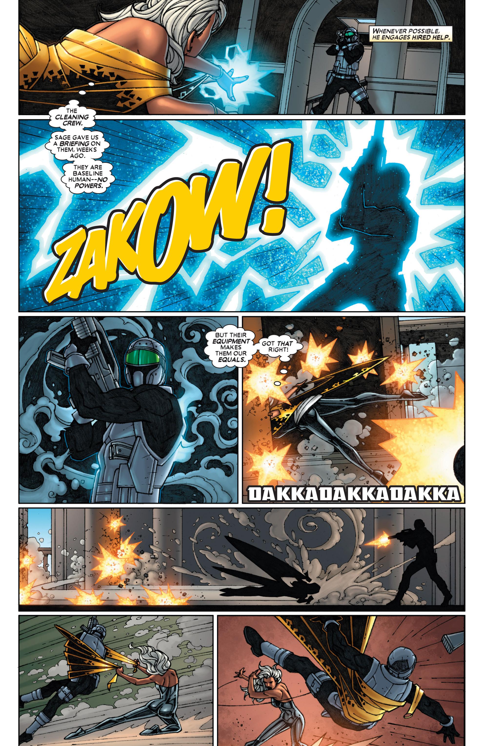 Read online Uncanny X-Men (1963) comic -  Issue #454 - 5