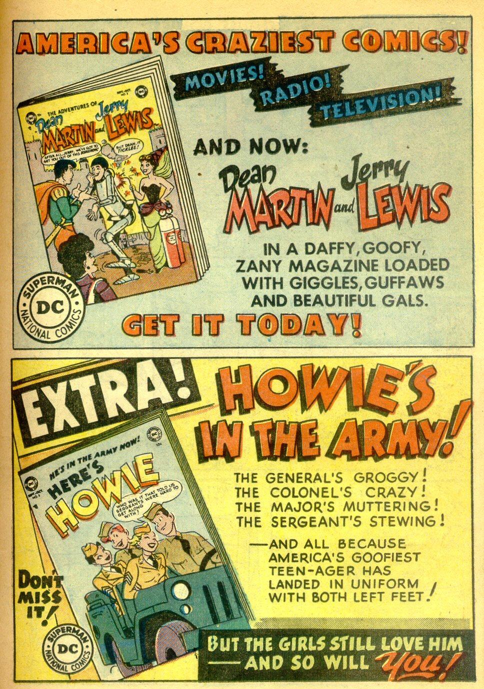 Read online Adventure Comics (1938) comic -  Issue #181 - 22