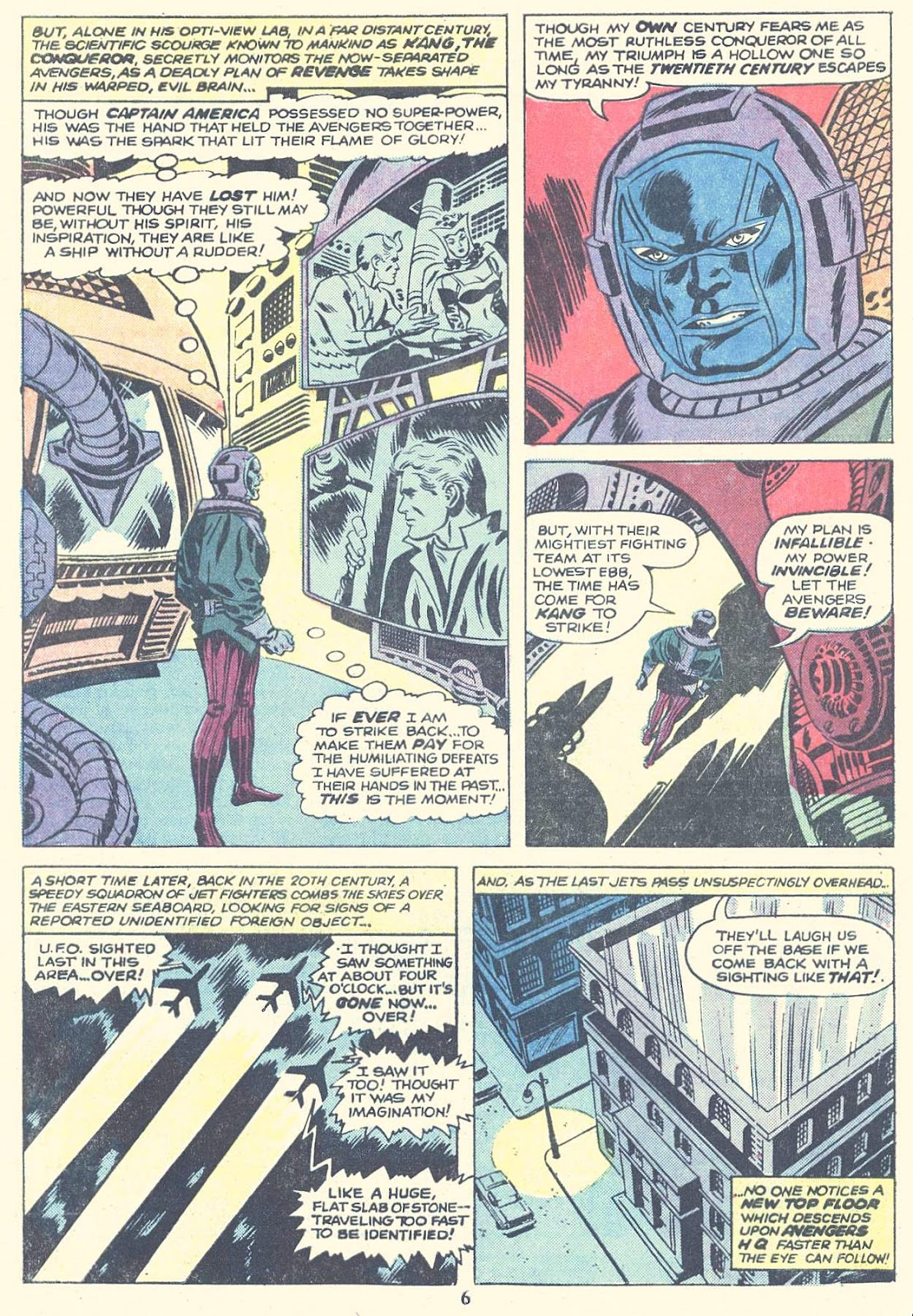 Marvel Triple Action (1972) issue 17 - Page 8