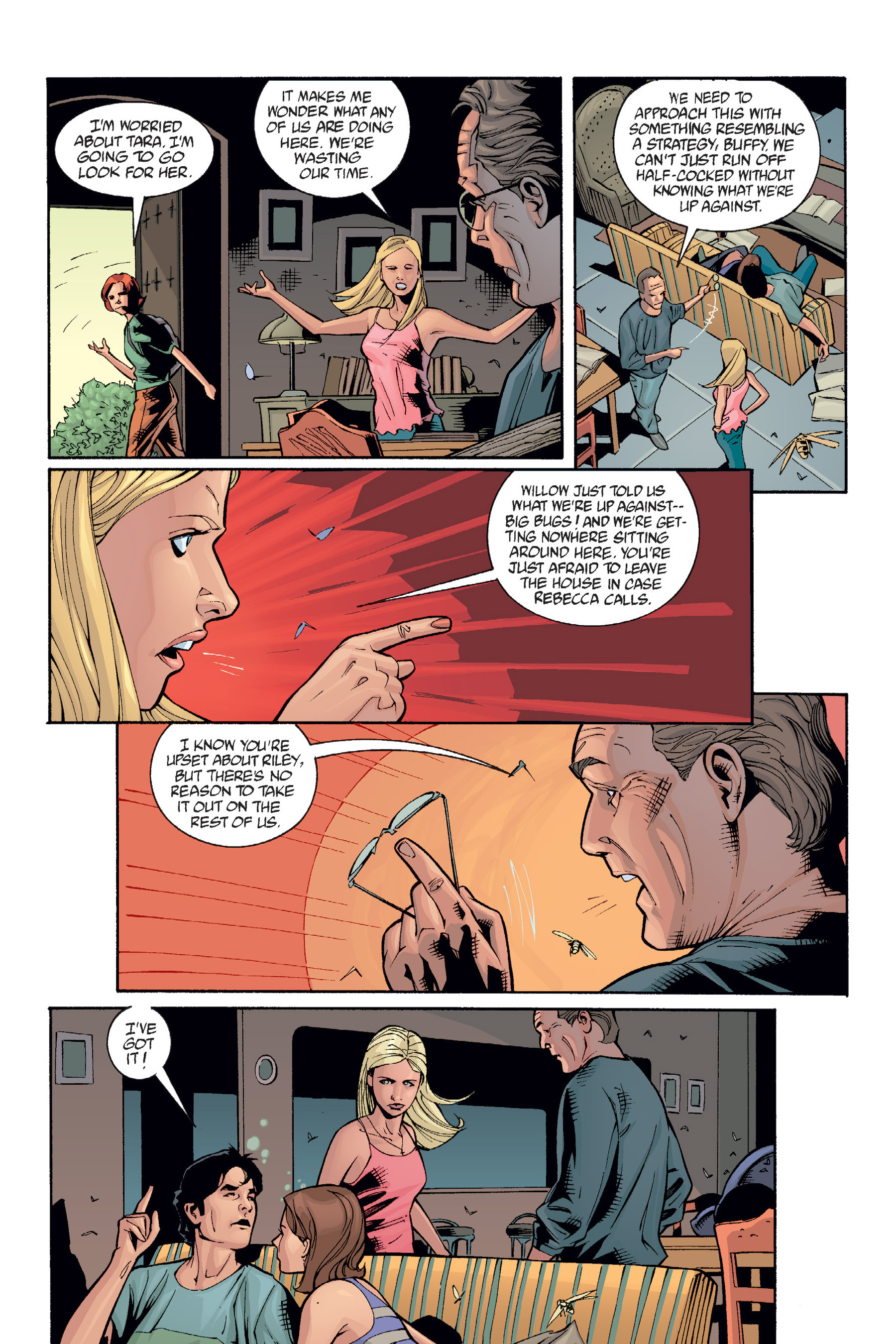 Read online Buffy the Vampire Slayer: Omnibus comic -  Issue # TPB 6 - 240
