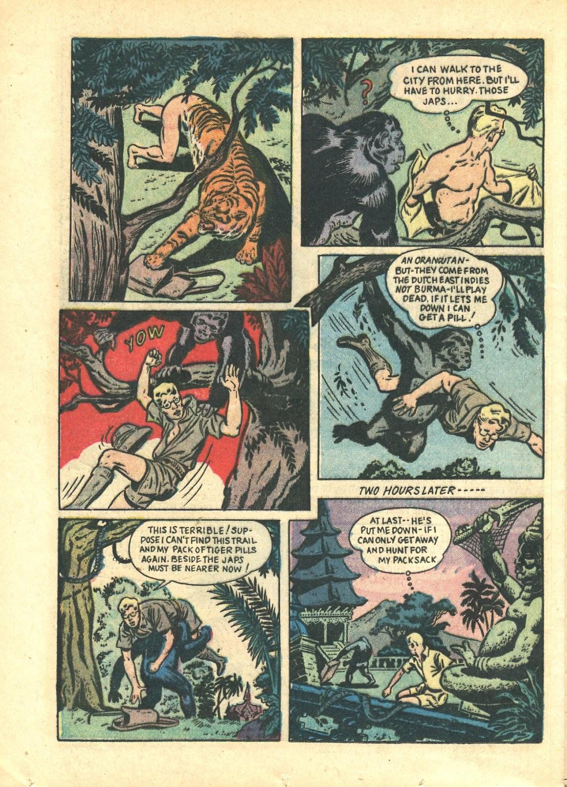 Read online Super-Magician Comics comic -  Issue #21 - 42