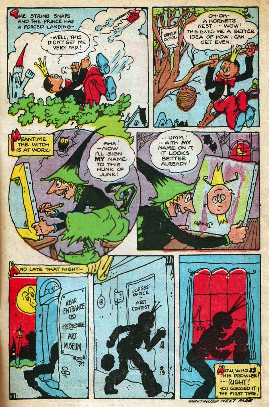 Jingle Jangle Comics issue 15 - Page 47