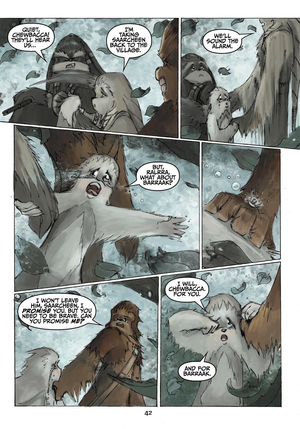 Read online Star Wars Omnibus comic -  Issue # Vol. 33 - 440