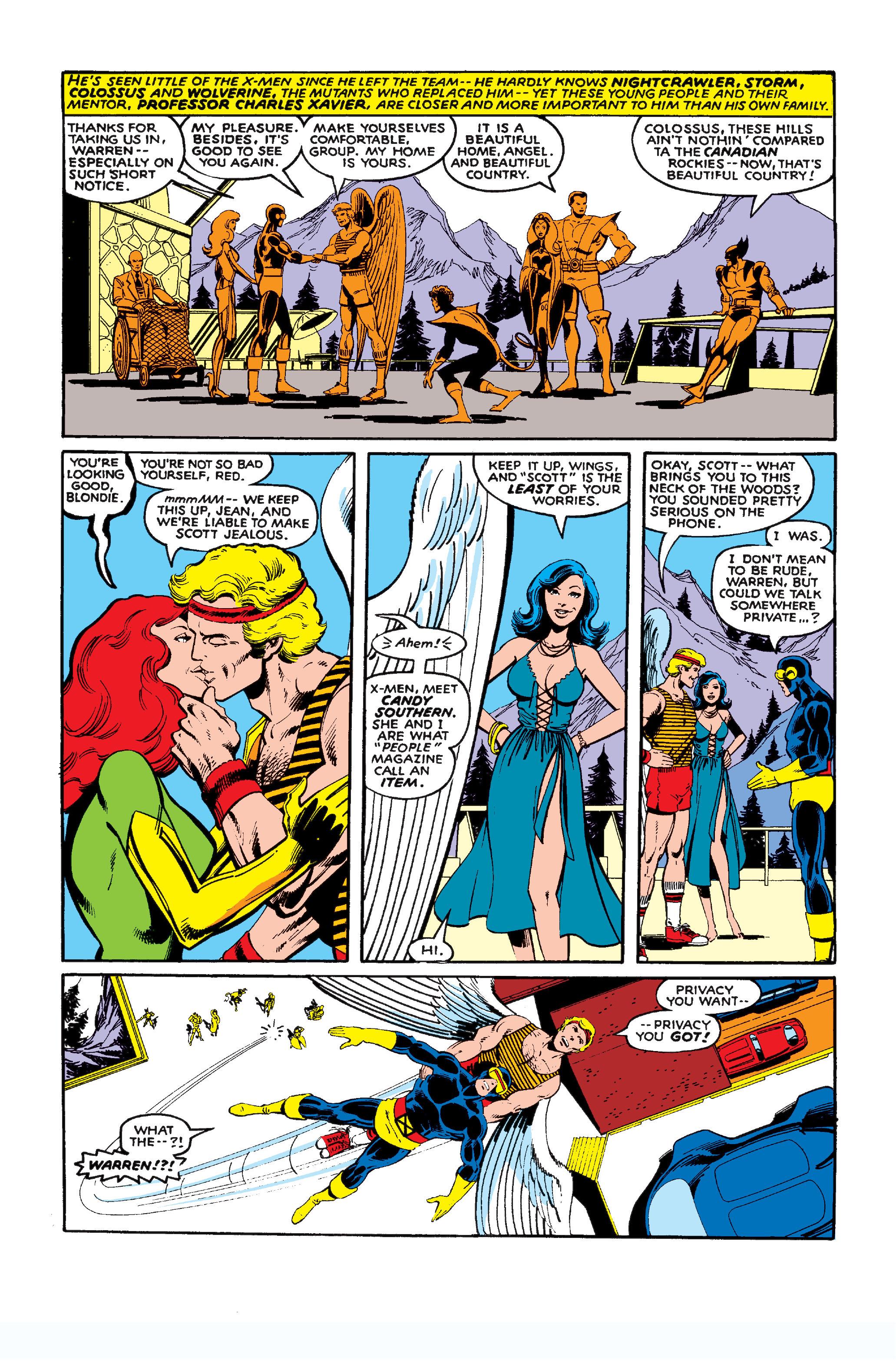 Uncanny X-Men (1963) 132 Page 2
