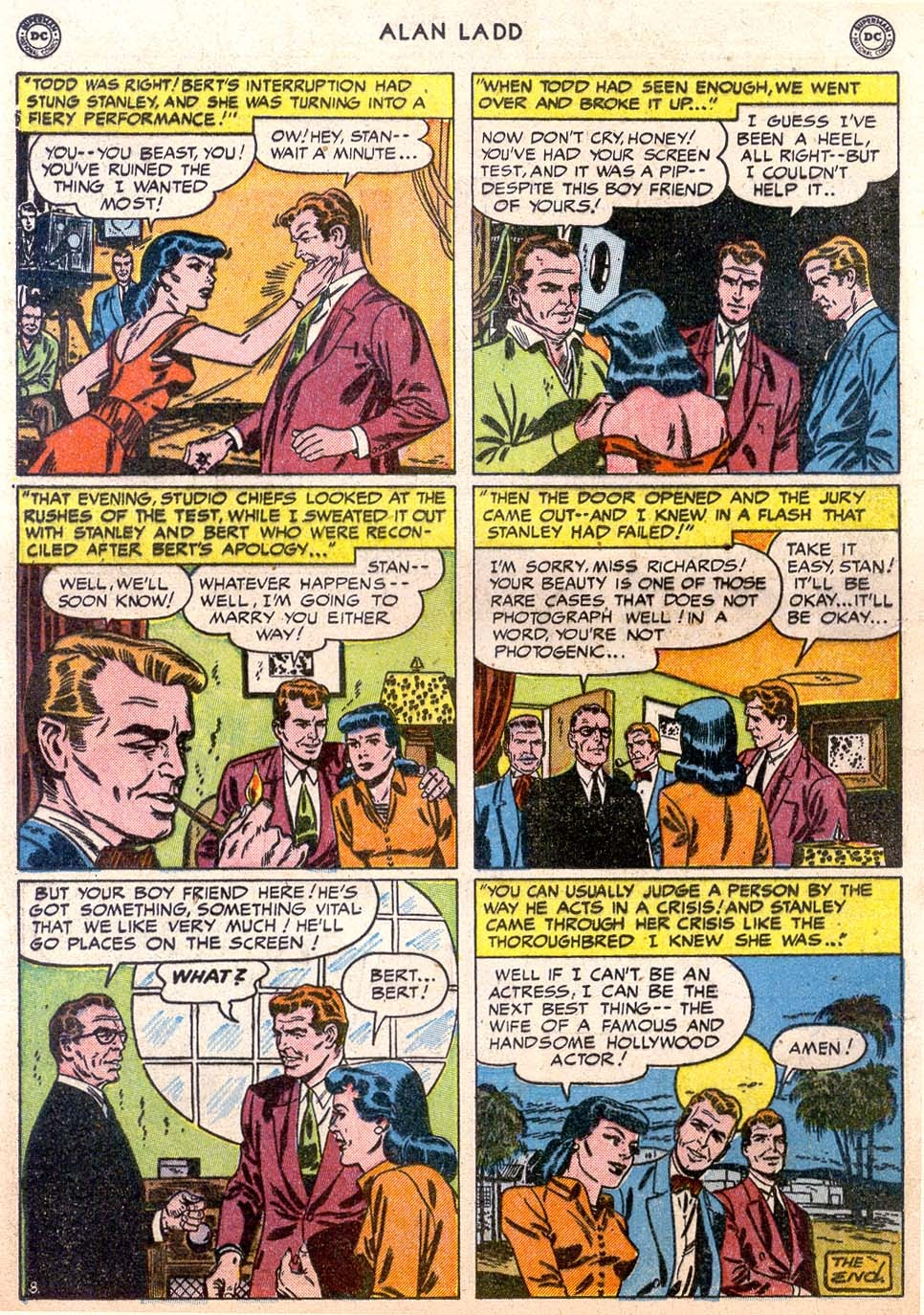 Adventures of Alan Ladd issue 4 - Page 24
